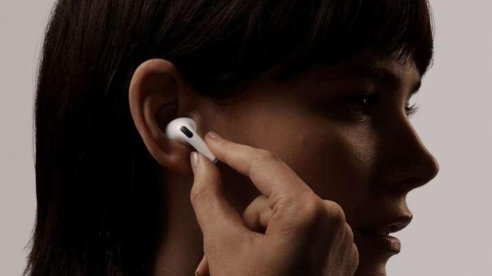 AirPods即時監視和助聽功能